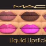 LIP LAND Liquid Lipsticks by MAC 10 beautiful… – Cosimetics