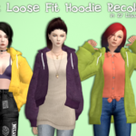 Acc Loose Fit Hoodie Recolors Custom icon… – An Unearthly Child