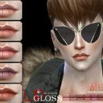 S-Club LL thesims4 Lipstick Men02
