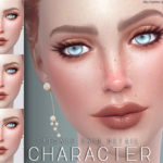 Screaming Mustard's [ Character ] – Freckles