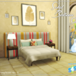 Simphony no. 4 – Sabal Bedroom Set ~ My first bedroom set! Inspired…