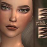 Alf-si   Eyebrows 23: HQ, non HQ, MM child +; humans; 24…