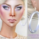 Pralinesims' Christina Earrings