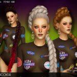 JAKEASims' JAKEA – H008 – ANACONDA (Female Hair)