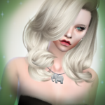 Jennisims: Downloads sims 4:Base Game compatible Accessory Earrings Dual,Necklace