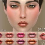 Screaming Mustard's [ Paradiso ] – Glossy Lip Colour