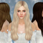 Cazy's Northern Star – Conversion Hairstyle