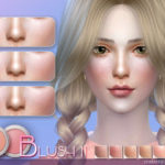 S-Club LL ts4 girl Blush 11