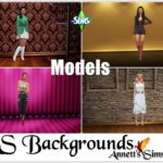 "CAS Backgrounds ""Models"""