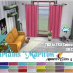 "TS3 to TS4 Curtains ""Maritim"""