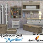 "TS3 to TS4 Bedroom Set ""Maritim"""