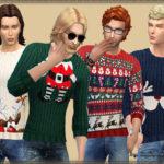 bukovka's Sweater Merry Christmas