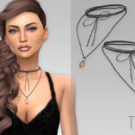 GrafitySims – 24's Necklace