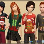 bukovka's Sweater Happy New Year