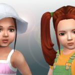 My Stuff: Harley Quinn Hairstyle for Toddlers