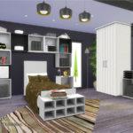 ArtVitalex's Fjell Young Bedroom
