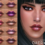 Screaming Mustard's [ Daerwen ] – Glossy Lip Colour