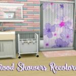 CalisimgirlParenthood Shower Recolored