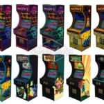 Maxis Match Functioning Arcade Machine