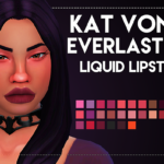 ? Kat Von D Everlasting Inspired Liquid Lipstick ?… – ? earth mom ?