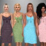 MartyP's MP Simple Bodycon Dress