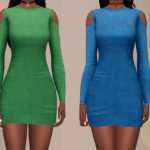 Margeh-75's S4 Stand Out Dress