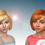 Layla Hairstyle for Girls – My Stuff