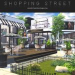 CROSS ARCHITECTURE — Shopping Street