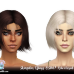 Shimydim Sims: S4 Wings OS1027 Retexture – Naturals + Unnaturals