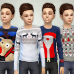 lillka's Christmas Sweater Boys