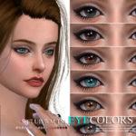 S-Club WM ts4 Eyecolors 201804