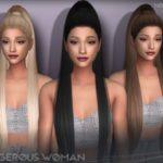Ade_Darma's Ade – Dangerous Woman (Without Bangs)