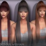 Ade_Darma's Ade – Dangerous Woman (With Bangs)
