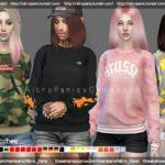 Nitro_Panic's NP x Crewneck (Sweater Sweatshirt) Collection