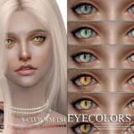 S-Club WM ts4 Eyecolors 201812