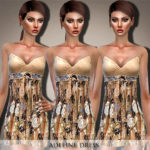 Black Lily's Adeline Dress