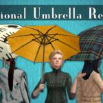 Functional Umbrella Recolors