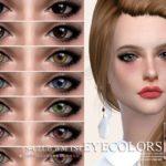 S-Club WM ts4 Eyecolors 201817
