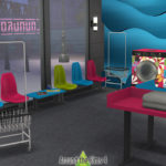 Around the Sims, Around the Sims 4 | Laundromat Because it was…