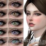 S-Club WM ts4 Eyecolors 201901