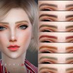 Bobur3's Bobur Eyebrows 20