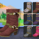 RobertaPLobo's Hanna Boots – Seasons
